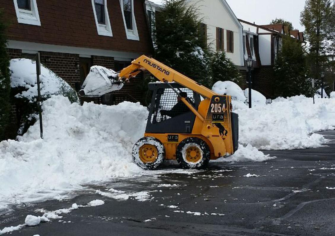 snow service 1